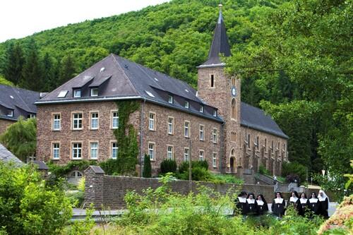 Retraite de l'Institut chez nos sœurs en Allemagne : du 25 au 28 juillet 2017