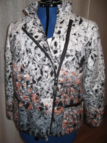 nouvelles vestes