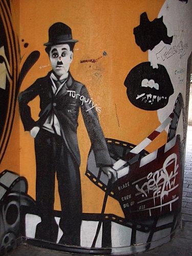 Mur peint Belley
