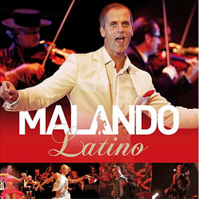 MALANDO, Danny - Cherry Pink and Apple Blssom White (Danse)