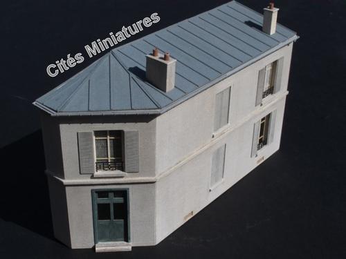 Nouveautés Cités Miniatures