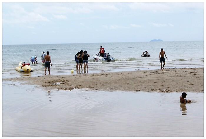 Photos de Thaïlande_09  Jomtien plage