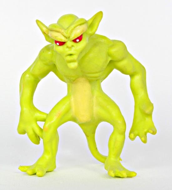 Petit Démon Vert