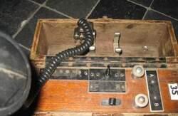 Le Téléphone d'Artillerie de Forteresse et de Campagne