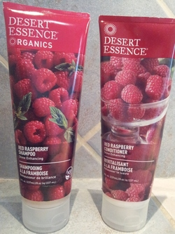 Les shampooings DESERT ESSENCE