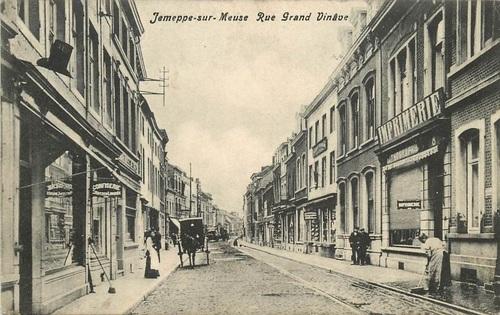Joseph Massillon, imprimeur à Jemeppe