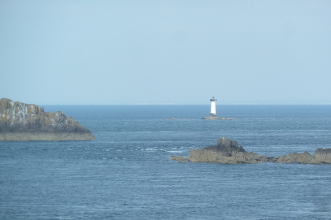 Le Phare du Herpin -Cancale