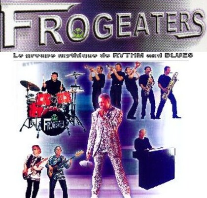 FROGEATERS (1967-1970)