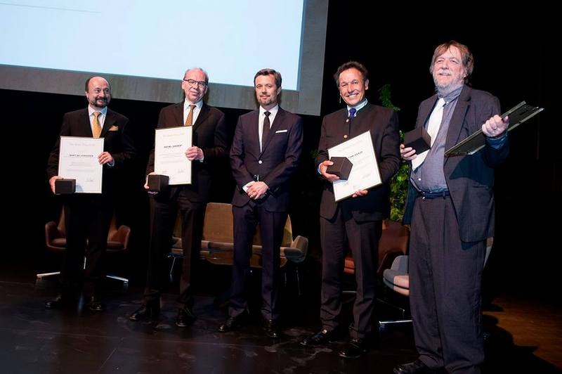 The brain prize 2018