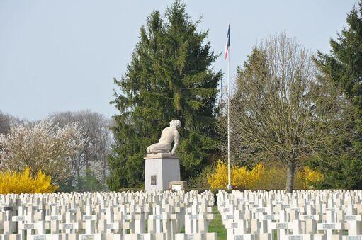 Joseph Guillaume Turuban : le camp, le cimetière, la nécropole