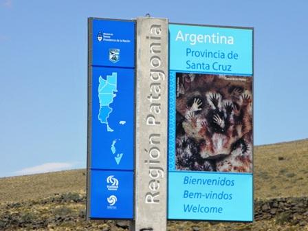 Chile Chico (Chili) > Gobernador Gregores (Argentine)