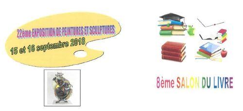 Salon du livre d'Heyrieux