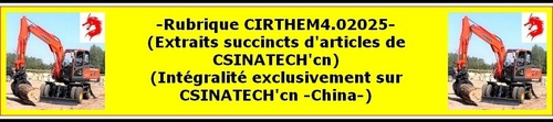CIRTHEM4.02025 (CHINA-CSINATECH4.02025)