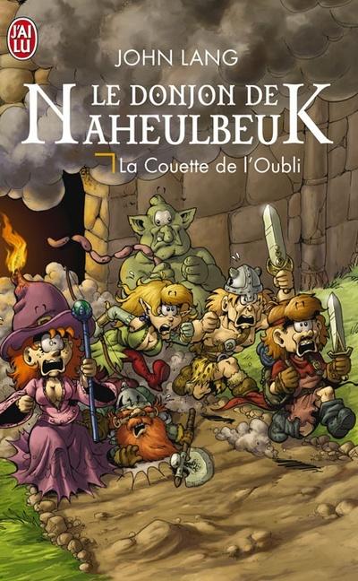 Le Donjon de Naheulbeuk 2 - La Couette de l'Oubli