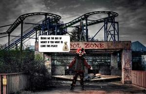 Jouer à Abandoned amusement escape