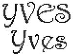 Dictons de la St Yves + grille prénom !