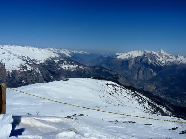 06 - Panorama du Moneul (vallée de Maurienne)