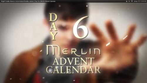 Jour 6 : Calendrier de l'Avent