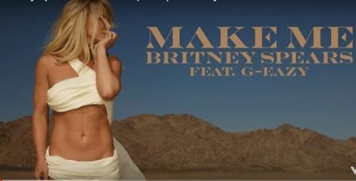Britney Spears arrive bientôt avec l'album Glory
