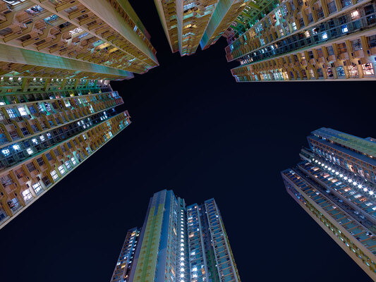 les verticales de Hans Wilschut
