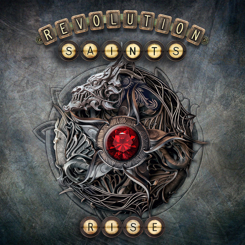 REVOLUTION SAINTS : Rise