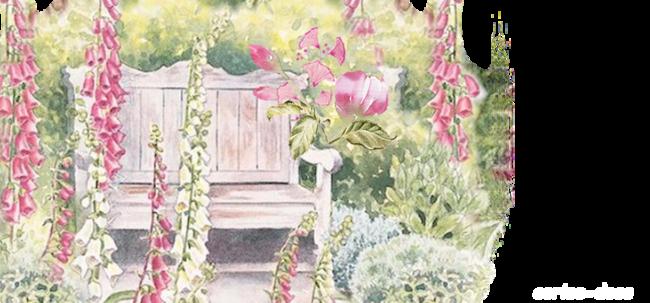 design le jardin s'éveille