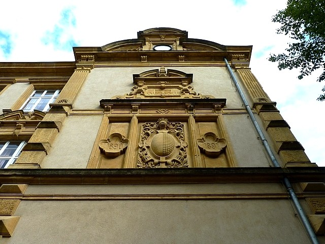 L'école Saint-Eucaire à Metz 12 Marc de Metz 2012