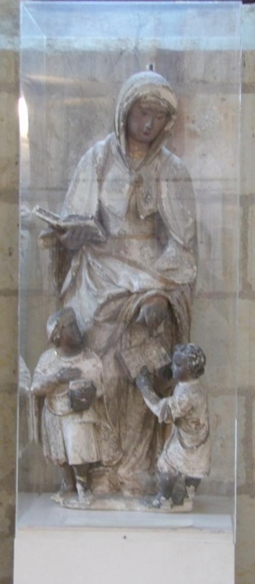 Le château d'Angers ( 2 )