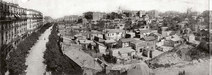 Les origines de la légende de Montmartre