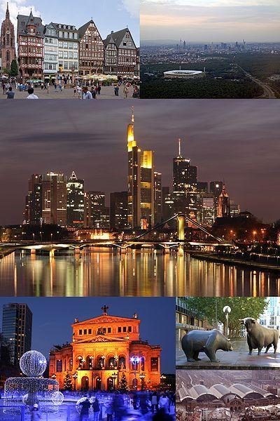 Blog de lisezmoi :Hello! Bienvenue sur mon blog!, L'Allemagne : Hesse - Francfort-sur-le-Main -