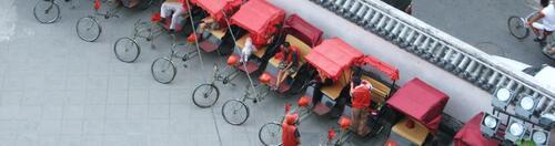 Flâner à Pékin