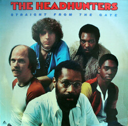 The Headhunters - Straight From The Gate - Complete LP