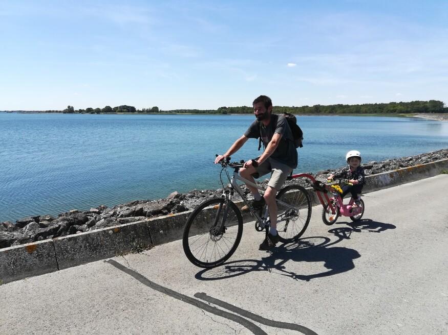 Lacs de Madine, du Der et de la Forêt d'Orient à vélo