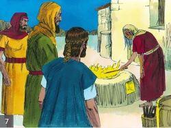 Le roi Saül désobéit à Dieu