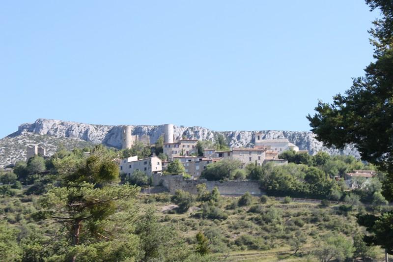 821 - Bargème…  le village le plus haut perché du Var (83) !