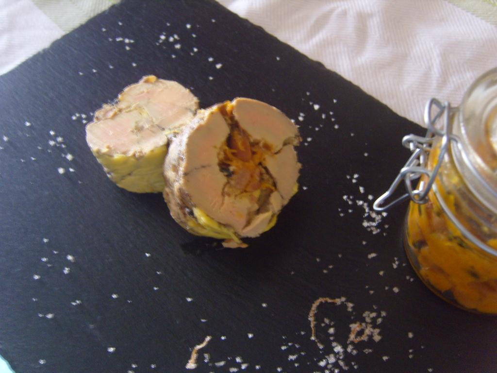 S rie foie gras elodie vous restaure - Faire son foie gras ...