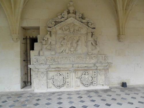 Escapade en pays de Loire  6 et fin : Les jardins de Villandry et L'Abbaye de Fontevraud.