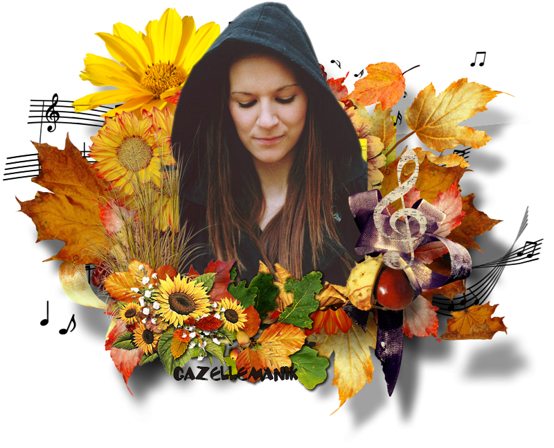 Bientôt l'Automne a vos créations jolies couleur Défi saison ,