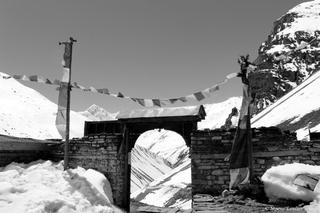 Tour des Annapurnas en N&B 2/2