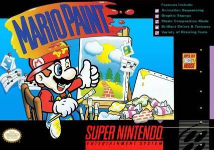 Mario Paint 10/10