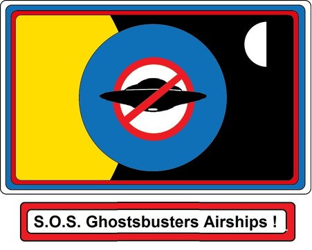 S. O. S. Ghostsbusters !