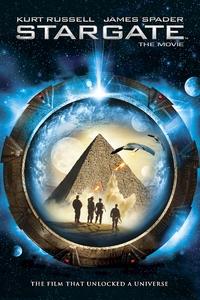 Stargate,la Porte des Etoiles : En 1994, Daniel Jackson, jeune égyptologue de génie, résout enfin l'énigme du gigantesque anneau de pierre et d'acier découvert en 1928 sur le site de la grande pyramide de Gizeh. Un nouveau monde s'ouvre alors. ...-----... Origine : Français  Réalisation : Roland Emmerich  Durée : 1h 59min  Acteur(s) : Kurt Russell,James Spader,Viveca Lindfors  Genre : Science fiction,Action,Aventure  Date de sortie : 1 février 1995  Année de production : 1994  Titre original : Stargate  Critiques Spectateurs : 3,7