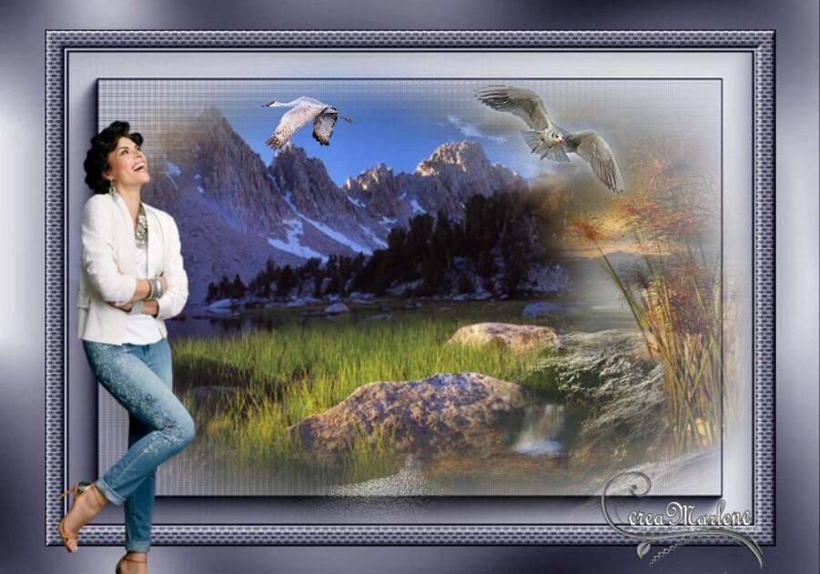 Aux montagnes divines