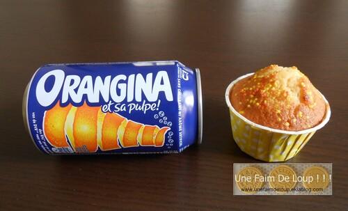 Muffins Orangina