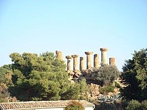 Agrigente - Temple d'Héracles