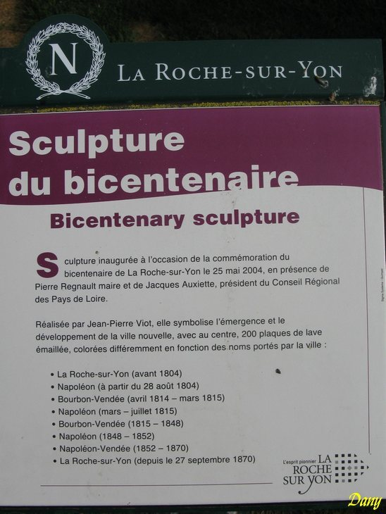 Pays de la Loire, Vendée, La Roche sur Yon , 85