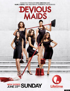 Review Drop Dead Diva S05E06 et Devious Maids  S01E05
