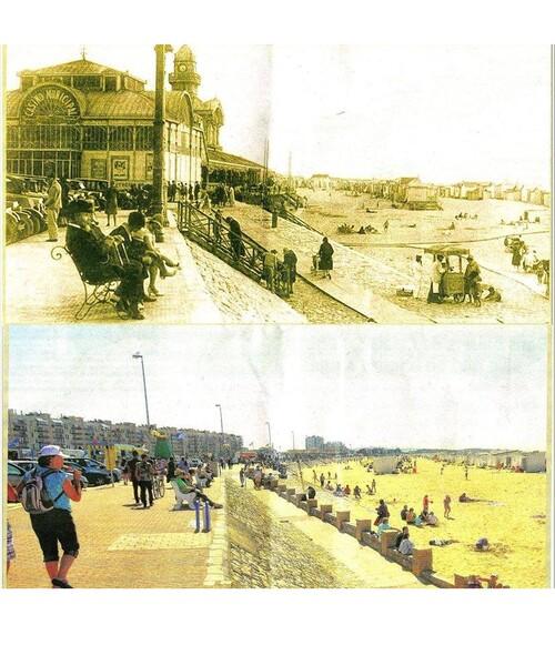 La terrasse du casino face à la plage