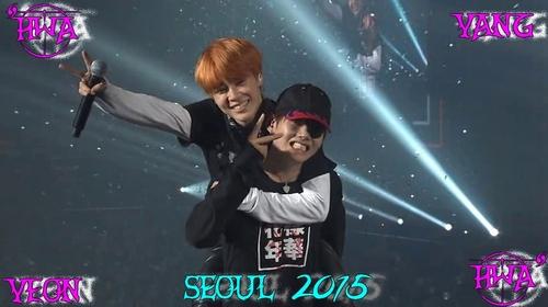 BTS ~ Hwa Yang Yeon Hwa (Séoul 2015)