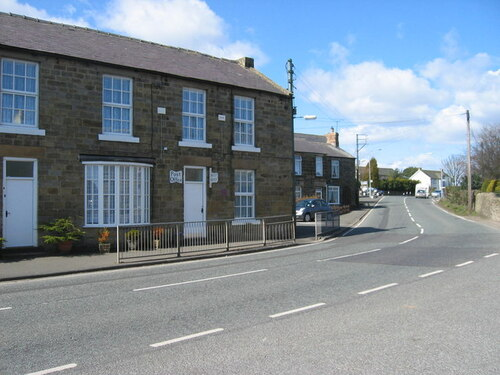 Longhorseley